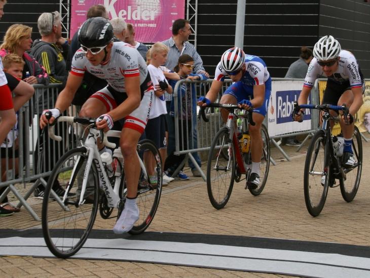 EB Kopgroep Elite Beloften Ronde van Hank 2015